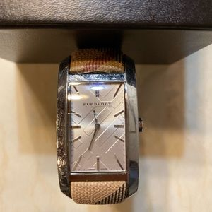 Authentic Burberry watch for women